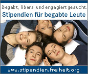 Stipendien fr begabte Leute