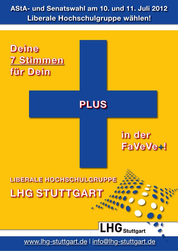 Euer Plus in der FaVeVe+